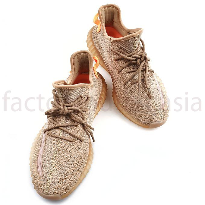 Giày Thể Thao Adidas - Yeezy 350 TTNG27 NG Cam 1