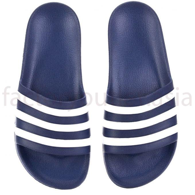 Adidas Slides 3 stripes - DS Navy 1