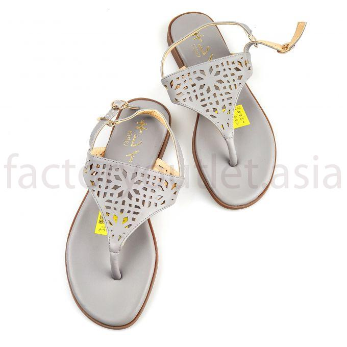 Kirei sandal lazed 1cm LP - Grey 1
