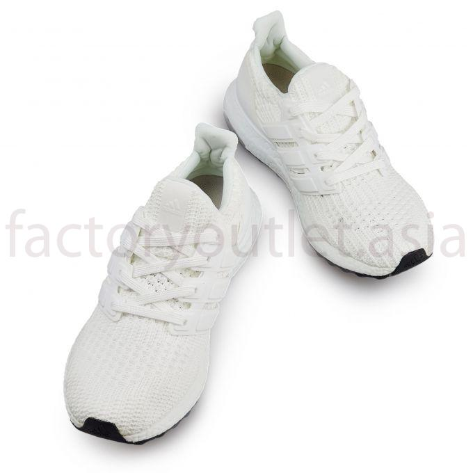 Giày Thể Thao Adidas - Ultraboost 4.0 TTNG02 Trắng full 1