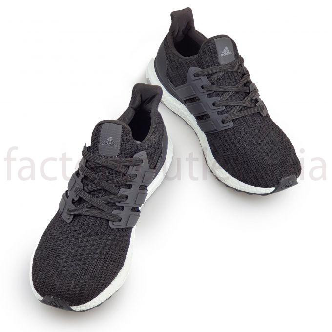 Giày Thể Thao Adidas - Ultraboost 4.0 TTNG02 Đen 1