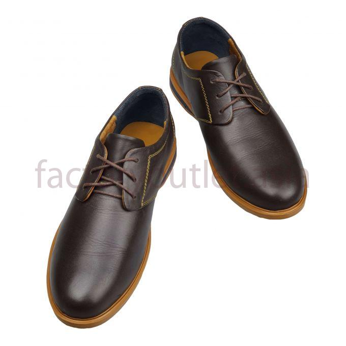 Hansamu derby oxfords - NG HSP03 Dark brown 1