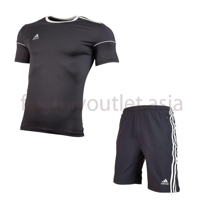 Set Adidas  Short - LO Black 1