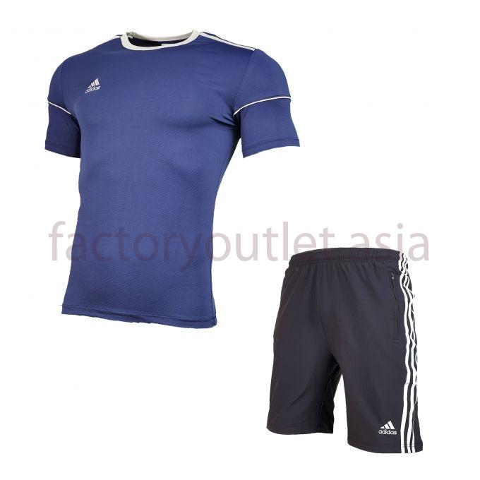 Set Adidas  Short - LO Blue 1