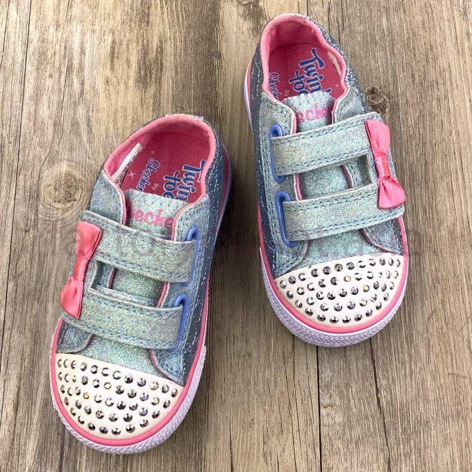 Twinkle Toes Kids Shoes GTT00013 - Blue 1
