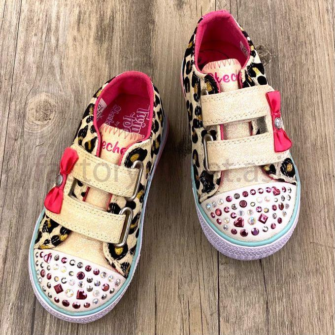 Twinkle Toes Kids Shoes GTT00015 - Leopard Skin 1
