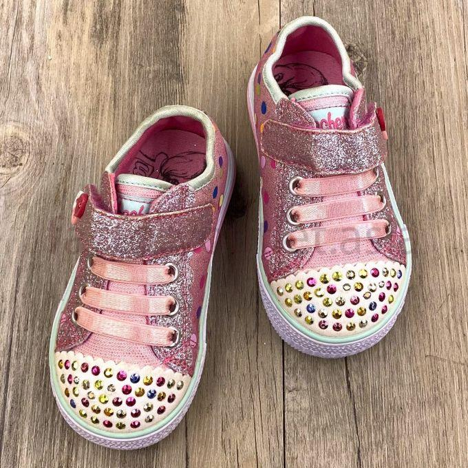 Twinkle Toes Kids Shoes GTT00017 - Pink  1