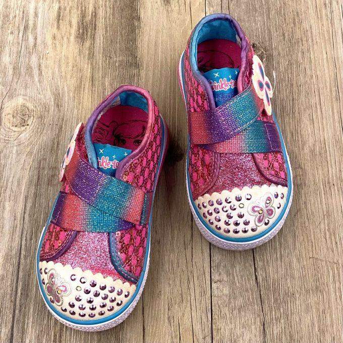 Twinkle Toes Kids Shoes GTT00019 - Pink 1